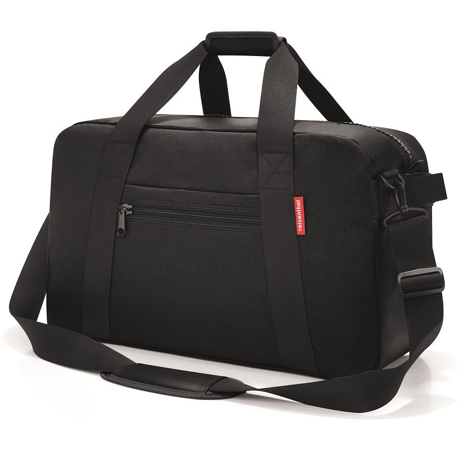 Сумка traveller canvas black