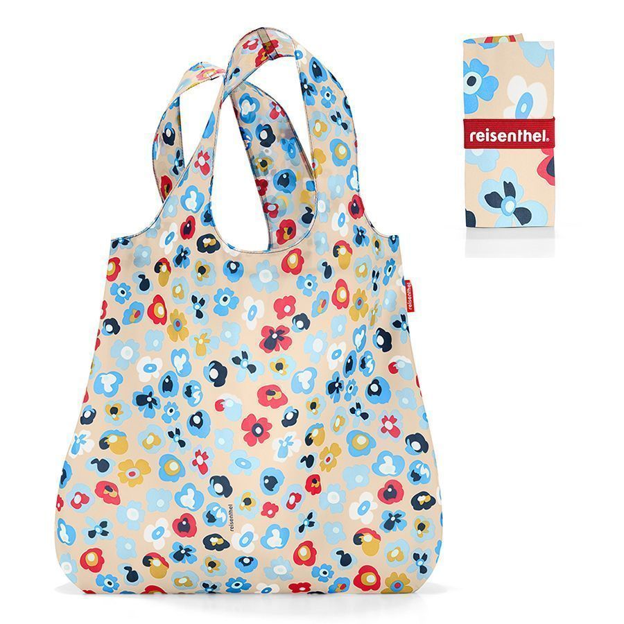 Сумка складная mini maxi shopper millefleurs Reisenthel