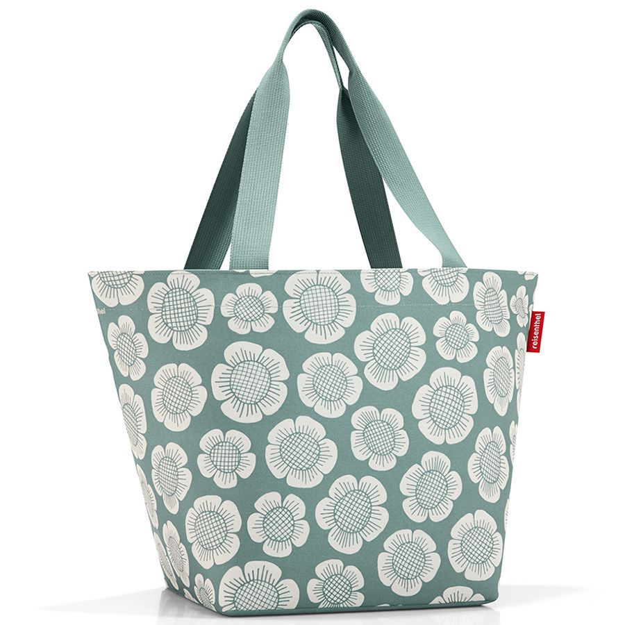 Сумка shopper m bloomy Reisenthel