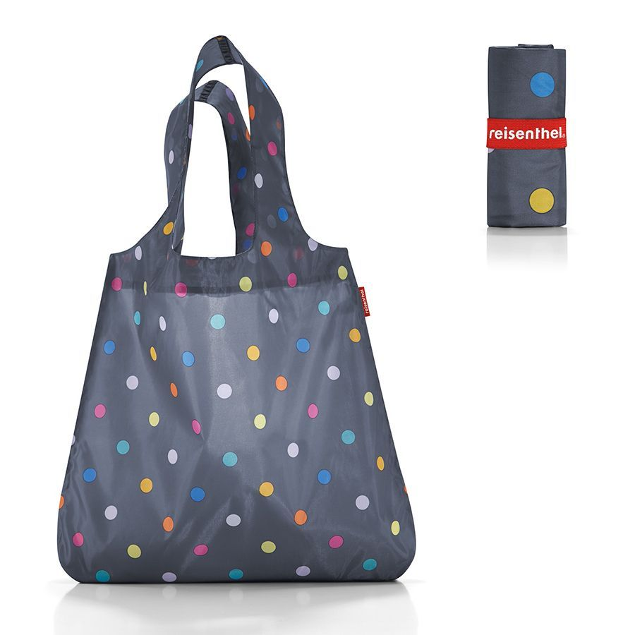 Сумка складная mini maxi shopper marine dots Reisenthel