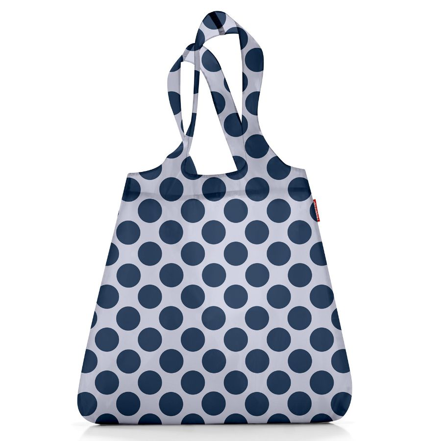 Сумка складная mini maxi shopper navy dots